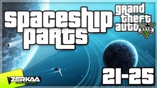 GTA V Spaceship Parts (21-25)