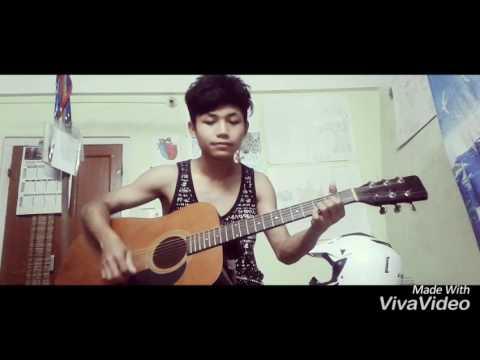Darangnaba nangna gitade (RIPRAP) Acoustic cover by Tony Balsam Marak