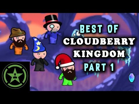 Best of AH | Cloudberry Kingdom | Part 1 | Achievement Hunter Best Moments