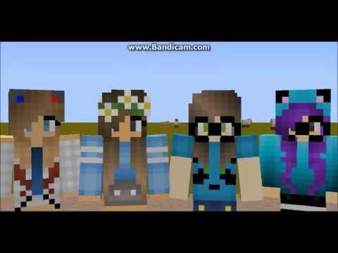 -=-Music Video: Black Magic Minecraft Version! -=-