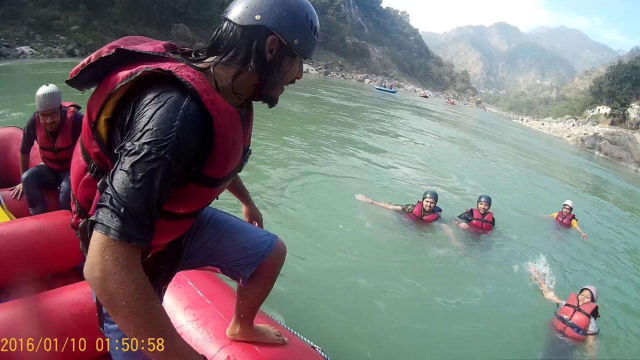 31st Dec - Rishikesh Trip(7) - YouTube