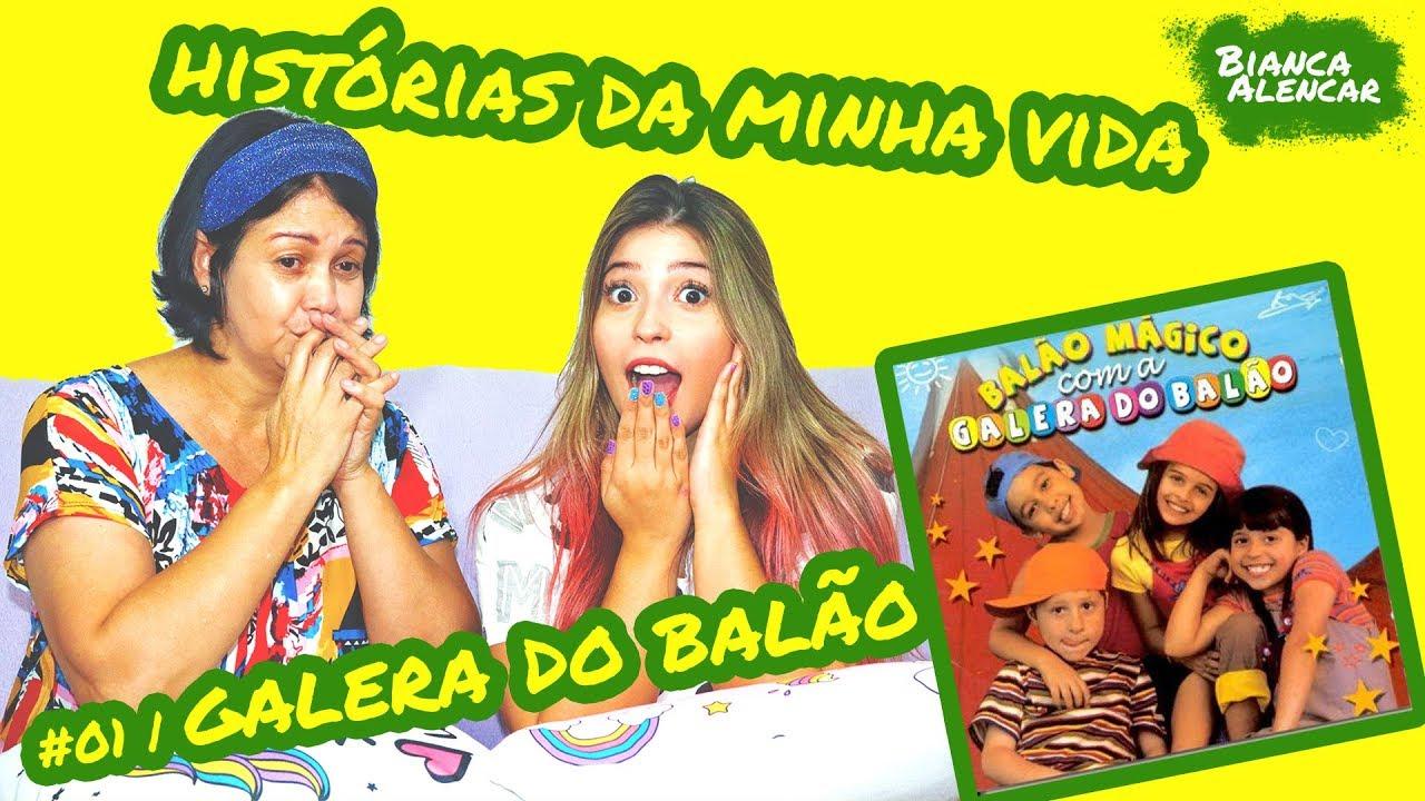 A Globo Proibiu Balao Magico Youtube
