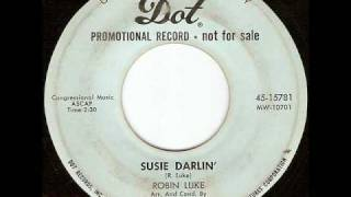Rate The Version: Robin Luke - Susie Darlin