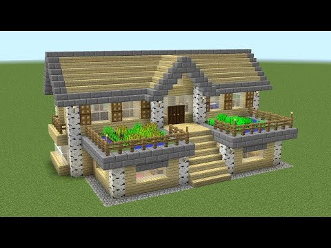 minecraft houses easy cool