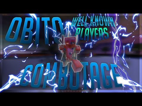 Minecraft ~ Well Known Players Combotage [120FPS] [4K] Ft. Idiol, Zeynah, Traqqing, S0LVE And More!