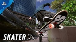 Skater XL - Brands Trailer | PS4