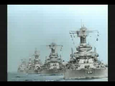 WWII:RARE COLOR FILM:PEARL HARBOR DECEMBER 7 1941 1