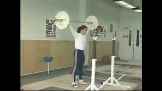 Полный список тяжелоатлетических упражнений для вас.