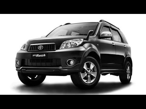 New Toyota Rush 2013 - Review Interior Exterior Performance