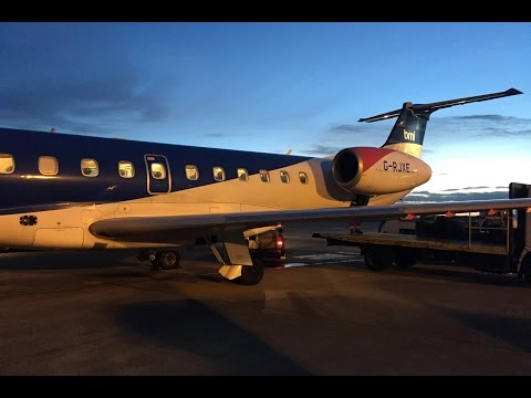 BMI Regional   Embraer E145   MUC-BRS   Economy