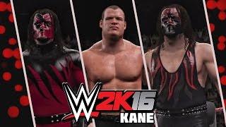 WWE 2K16  Kane