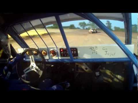 Dawson County Raceway Sport Compact Feature Race 7-15-12 40J Replay XD1080