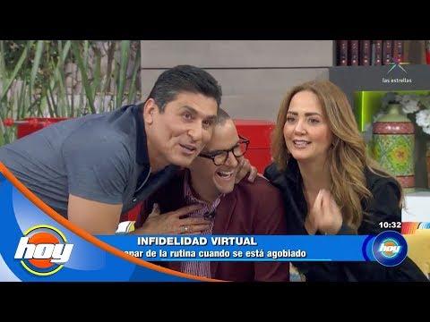 Conductores de Hoy, ¿víctimas de infidelidad virtual? | César Lozano