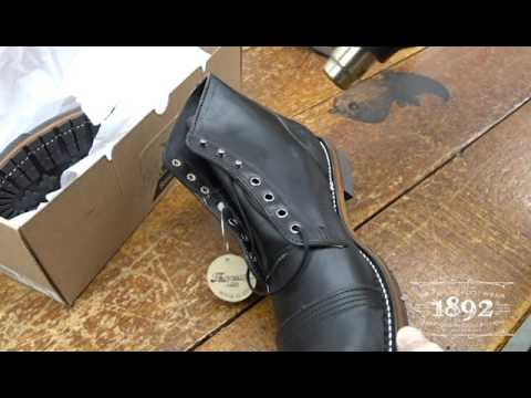 Cleaning The Leather Spew On Your Leather Boots. - Youtube