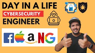 Life of CyberSecurity Engineer in USA! Ft. Langston