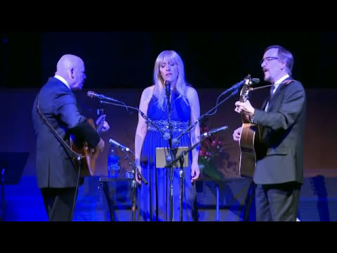 """PETER, PAUL AND MARY ALIVE  """"500 Miles"""""""