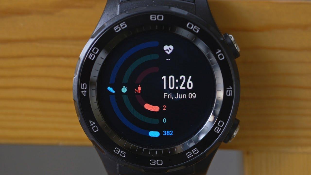 Smart часы huawei watch 2