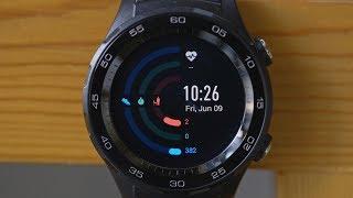 Огляд Huawei Watch 2