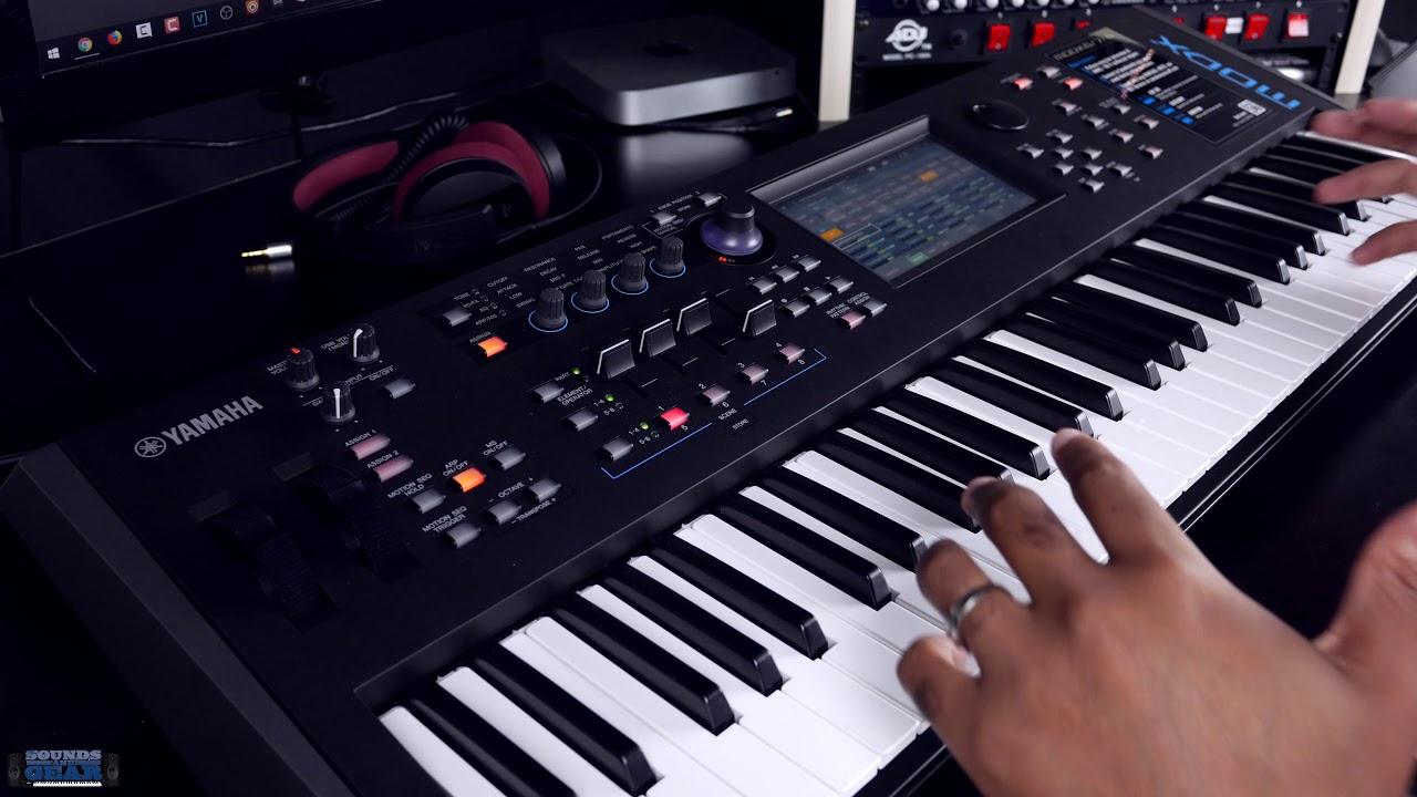 Yamaha MODX-Series | Keyboard Forums