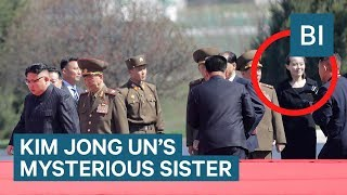 Who Is Kim Jong Un's Sister — Kim Yo Jong?