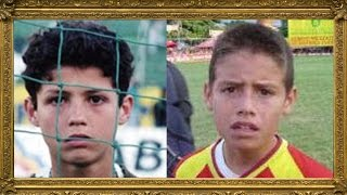 15 Real Madrid Footballers When They Were Kids