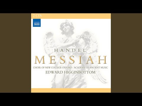 Messiah, HWV 56, Pt. 1: Part I: For unto Us a Child Is Born