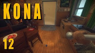 KONA [012] [Gnadenlose Erpressung] Let's Play Gameplay Deutsch German thumbnail