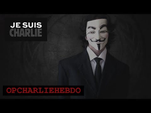 [ENG] Anonymous - #OpCharlieHebdo