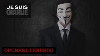 Repeat youtube video [ENG] Anonymous - #OpCharlieHebdo