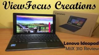 Lenovo Ideapad Miix 310 Full In-Depth Review in Hindi