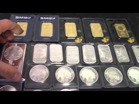 Beginners Gold and Silver Investing