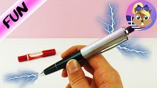 Ιδιαίτερο στυλό για φάρσες⚡!!Ποιός τολμάει να γράψει;;