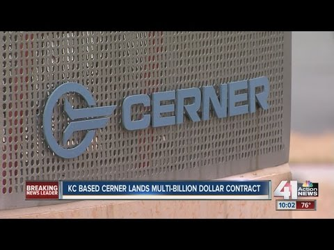 Cerner wins billion-dollar military contract