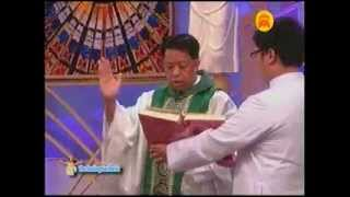 The Healing Eucharist Sunday TV Healing Mass June 28, 2015