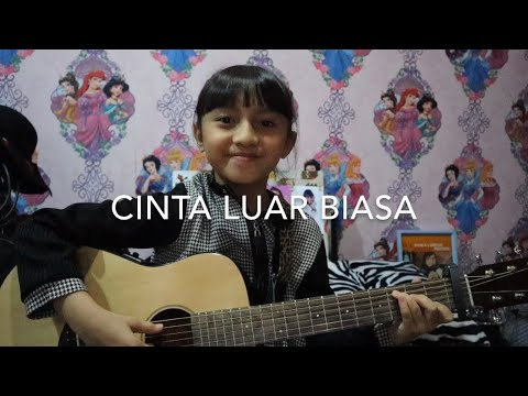 Cinta Luar Biasa - Andmesh Kamaleng | Alyssa Dezek (cover)