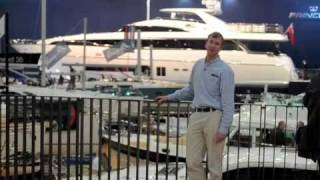 Best boats at the 2011 London Boat Show: Princess 32 Metre