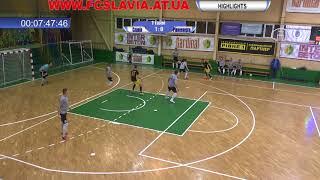 20171230 Slavia Rivneoblenergo FULL