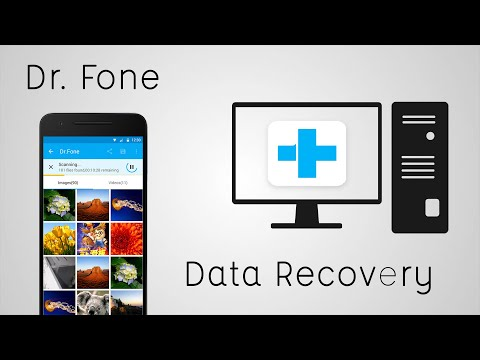 How To Recover Deleted Data From Android Phone [ Wondershare Dr.fone ]