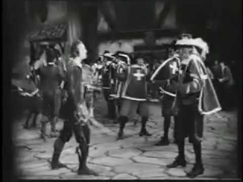 The Iron Mask (1929) Complete Silent Film