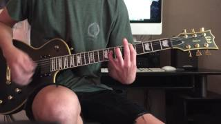 Issues- Coma Guitar Cover