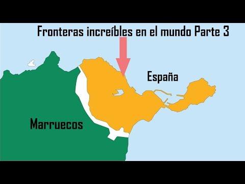 Las fronteras más raras del mundo - Parte 3