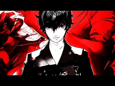 Persona 5 Gameplay Footage Revealed - E3 2016