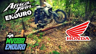 Africa Twin Enduro - The Best of Mick Vol 1