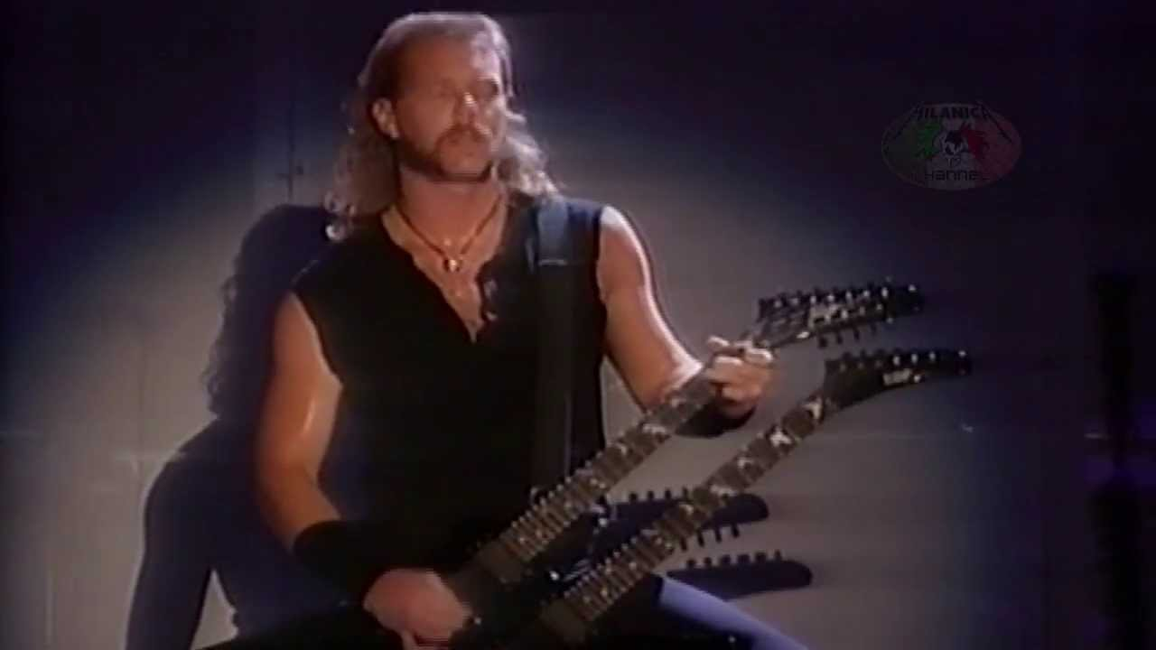 METALLICA - FADE TO BLACK [SUB - ITA] - WOODSTOCK 1994 ...