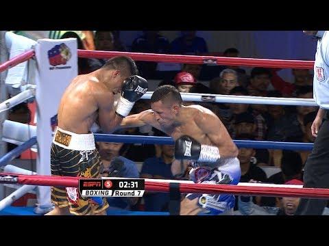 Randy Petalcorin vs. Felix Alvarado | ESPN5 Boxing