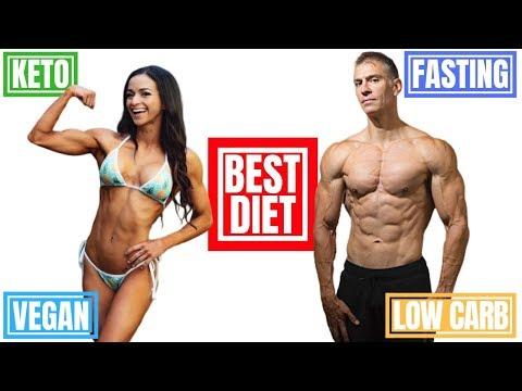 Diet For Weight Loss (Keto VS. Fasting VS.....) thumbnail