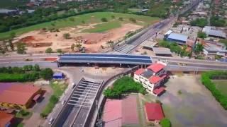 Viaducto y túnel de Madame Lynch y Aviadores del Chaco. YouTube Videos