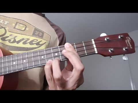 Paper Hearts uke cover