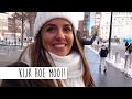 WE ZITTEN MEGA HOOG! 😱 - NEW YORK VLOG #1 PAULIEN TILSTRA