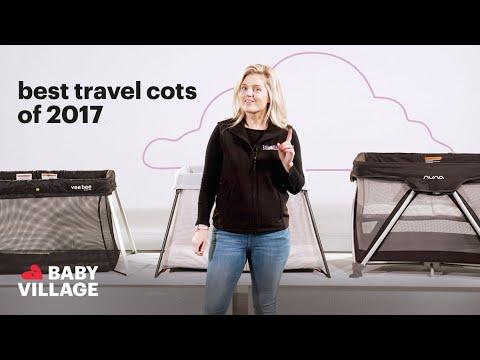 Best Travel Cots of 2017 Review | BabyBjorn | Nuna | Vee Bee